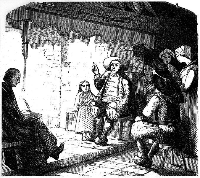 La Villemarqué collecte et transcrit les chants bretons